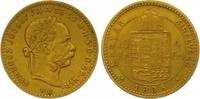 4 Gulden = 10 Francs Gold 1886  KB Haus Habsburg Franz Joseph I. 1848-1... 245,00 EUR  +  7,00 EUR shipping