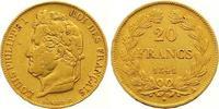 20 Francs Gold 1841  A Frankreich Louis Philippe I. 1830-1848. Sehr sch... 275,00 EUR  +  7,00 EUR shipping