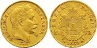 20 Francs Gold 1868  A Frankreich Napoleon...