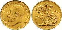 Sovereign Gold 1925  SA Großbritannien Geo...