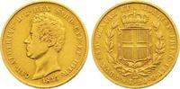 20 Lire Gold 1835  P Italien-Sardinien Carlo Alberto 1831-1849. Sehr sc... 275,00 EUR  +  7,00 EUR shipping