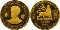 100 Dollars Gold 1966 Äthiopien Haile Selassi I. 1930-1936, 1941-1974. ... 1625,00 EUR free shipping