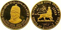 50 Dollars Gold 1972 Äthiopien Haile Selas...