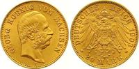20 Mark Gold 1903  E Sachsen Georg 1902-19...