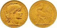 20 Francs Gold 1907  A Frankreich Dritte Republik 1870-1940. Vorzüglich... 285,00 EUR  +  7,00 EUR shipping