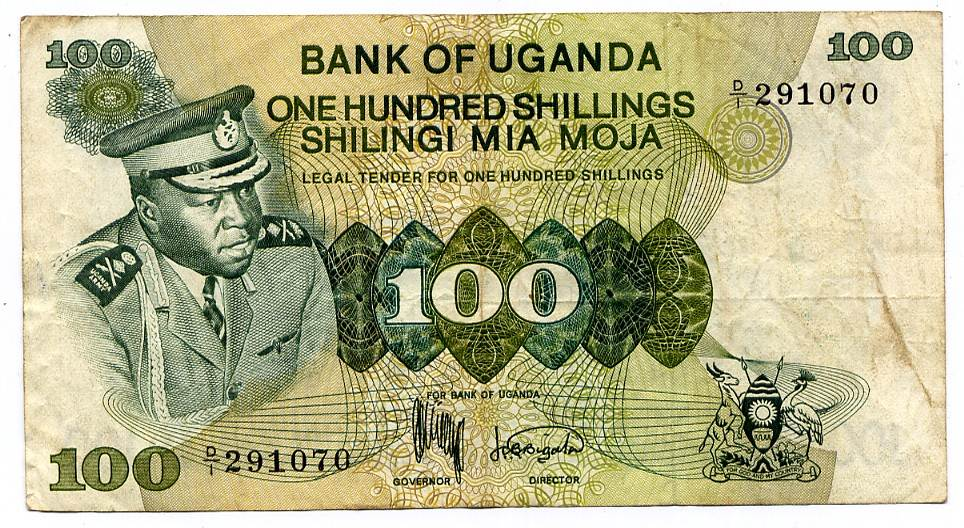 Image result for uganda's idi amin is deposed