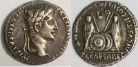 denarius / denar 2 BC - 4 AD Roman Empire ...