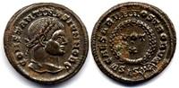 Centenionalis / nummus / Follis 321-324 AD...