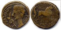 AE As 8-1 BC Spain / Spanien Caesaraugusta...