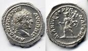 AR Denarius / Denar 210-213 AD Roman Empir...
