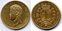 50 Lire 1836 Torino Italy / Italien Sardin...