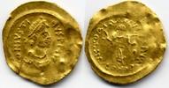AV Tremissis  Byzans Justin II. 565-578 AD...