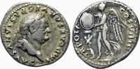 AR Denarius / Denar 69/70 AD Roman Empire ...