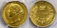 Sovereign 1863 Australia / Australien Vict...