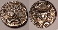 AR hemidrachm / hemidrachme 410-406 BC Siz...
