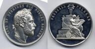 Zn-Medaille / Zn Medal 1872 Schweden / Swe...