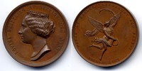 Bronsmedaille / AE Medal 1871 Schweden / S...
