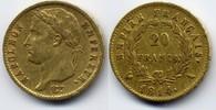 20 Francs 1814 A France / Frankreich Napol...