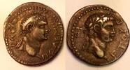 AR drachm / Drachme 56/7 AD Roman provinci...