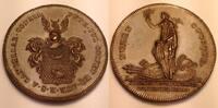 Bronze Medaille / AE Medal 1788 Schweden /...