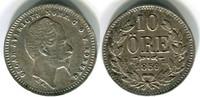 10 öre 1859 Schweden / Sweden Oskar I. 184...