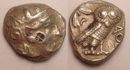 Tetradrachm ca 353-294  Attica / Attika At...