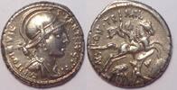 AR denarius / AR denar 55 BC Römische Repu...