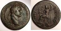 AE Sestertius / Sesterz  Roman Empire / Rö...