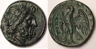 AE Unit / Drachm 216-214 BC Bruttium The Brettii fast vzgl  280,00 EUR  +  12,00 EUR shipping