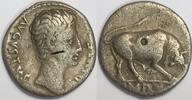 AR denarius / denar ca 11-10 BC Roman Empi...