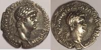 AR Didrachm / Didrachme 63-65 AD CAPPADOCI...