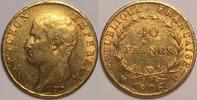 40 Francs 1806 U France / Frankreich Napol...