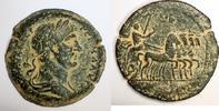 AE 35 mm / drachm / Drachme 108-109 AD Egy...