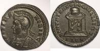AE Follis 323-324 AD Roman Empire / Römisc...