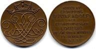 Bronzmedaille 1933 Schweden / Sweden Kronp...