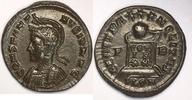 AE Follis 323-324 AD Roman Empire / Römisc...