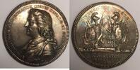 Silbermedaille / AR Medal 1807 Bremen und ...