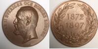 Bronzmedaille / AE Medal 1897 Schweden / S...