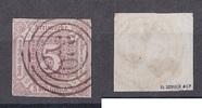 5 Sgr. 1859/61 Altdeutschland - Thurn und ...