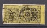 3 Kreuzer 1851/1852 Altdeutschland - Baden...