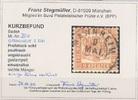 9 Kreuzer 1862/65 Altdeutschland - Baden s...
