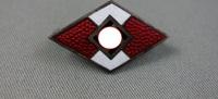 1933-1945 3.Reich HJ-Mitgliedsabzeichen
