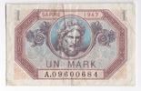1 Mark 1947 Saarland Saarmark-Noten, &quot...