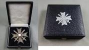 1933-1945 3.Reich Kriegsverdienstkreuz 1....