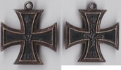 1871-1918 Kaiserreich Eisernes Kreuz 1914...