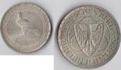 3 RM 1930 A Deutsches Reich - Weimar Rhein...
