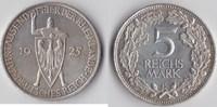 5 RM 1925 E Deutsches Reich - Weimar Rhein...