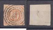 10 Sgr. 1859/61 Altdeutschland - Thurn und...