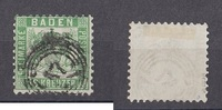 18 Kreuzer 1862 Altdeutschland - Baden  ge...