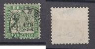 18 Kreuzer 1862/65 Altdeutschland - Baden ...